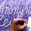 "artQ13: Open Call per ""Anonymous Drawings"""