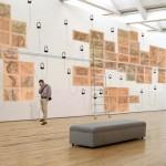 Atlas of the various freedoms, 2010-2011, H7mx20m, grafite su carta e interviste
