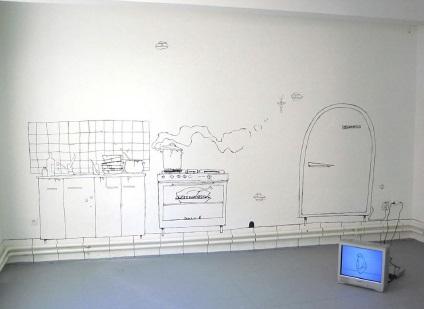 RAPARELLI, bef kitchen, 2006