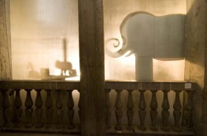 RAPARELLI, elefante scomparso, 2012