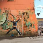 4 Alice Pasquini, mural at Circolo degli Artisit, Photo by Jessica Stewart - RomePhotoBlog