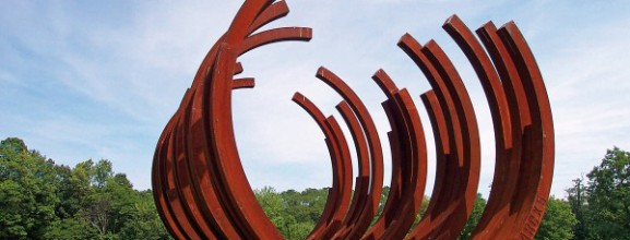 Art Parks. A Tour of America's Sculpture Parks and Gardens.